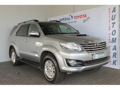 2015 Toyota Fortuner 3.0d-4d R/b A/t  Western Cape