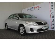 2011 Toyota Corolla 1.6 Professional  Western Cape Brackenfell_0