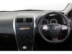 2011 Toyota Corolla 1.6 Professional  Western Cape Brackenfell_2