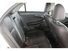 2011 Toyota Corolla 1.6 Professional  Western Cape Brackenfell_3