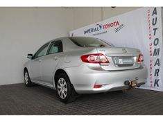 2011 Toyota Corolla 1.6 Professional  Western Cape Brackenfell_4