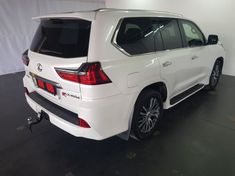 2016 Lexus LX 4.5TD V8 North West Province Rustenburg_3
