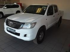2012 Toyota Hilux 2.5d-4d Srx 4x4 Pu Dc  Northern Cape Postmasburg_4