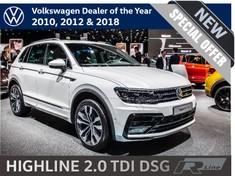 2020 Volkswagen Tiguan 2.0 TDI Highline 4/Mot DSG Gauteng