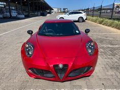 2015 Alfa Romeo 4C Coupe Gauteng