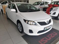 2018 Toyota Corolla Quest 1.6 Auto Kwazulu Natal Newcastle_1
