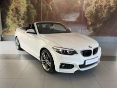 2018 BMW 2 Series 220i Convertible M Sport Auto F23 Gauteng Pretoria_0