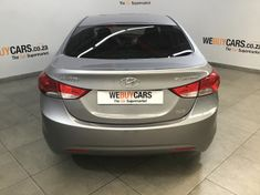 2014 Hyundai Elantra 1.6 Gls  Gauteng Johannesburg_0