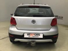 2012 Volkswagen Polo 1.6 Tdi Cross  Gauteng Pretoria_0