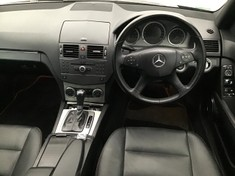 2009 Mercedes-Benz C-Class C200k Classic At  Gauteng Pretoria_1