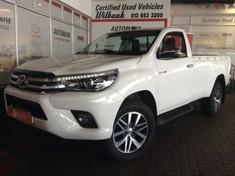2018 Toyota Hilux 2.8 GD-6 RB Raider Single Cab Bakkie Auto Mpumalanga