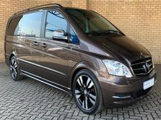 2014 Mercedes-Benz Viano 3.0 Cdi Avantgarde  Gauteng Johannesburg_0