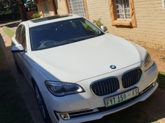 2015 BMW 7 Series 750i (f01)  Gauteng