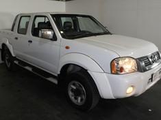 2012 Nissan NP300 Hardbody 2.4i HiRider 4x4 (k15/k36) Bakkie Double cab Eastern Cape