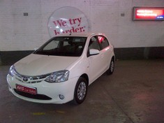 2017 Toyota Etios 1.5 Xs 5dr  Western Cape Bellville_1