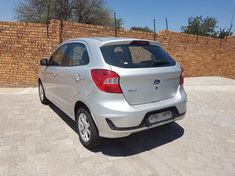 2020 Ford Figo 1.5Ti VCT Trend 5-Door North West Province Rustenburg_3