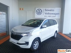 2019 Toyota Avanza 1.5 SX Gauteng