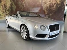 2014 Bentley Continental Gt Convertible  Gauteng