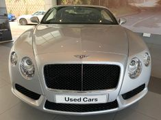 2014 Bentley Continental Gt Convertible  Gauteng Pretoria_1