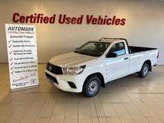 2018 Toyota Hilux 2.4 GD A/C Single Cab Bakkie Western Cape