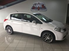 2012 Nissan Tiida 1.6 Visia  MT Hatch Mpumalanga Middelburg_0