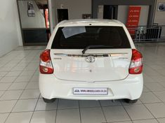 2015 Toyota Etios 1.5 Xs 5dr  Mpumalanga Middelburg_4