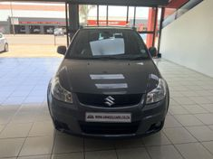 2012 Suzuki SX4 2.0 Awd  Mpumalanga Middelburg_1