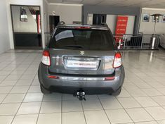 2012 Suzuki SX4 2.0 Awd  Mpumalanga Middelburg_4