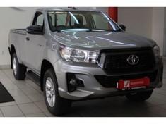 2020 Toyota Hilux 2.4 GD-6 SRX 4X4 Single Cab Bakkie Mpumalanga Barberton_0
