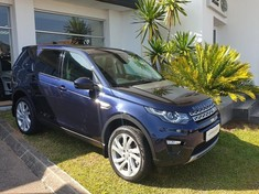 2020 Land Rover Discovery Sport Sport 2.0D HSE (177KW) Mpumalanga