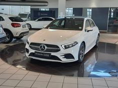 2019 Mercedes-Benz A-Class A 200d Auto Western Cape