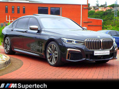 2019 BMW 7 Series M760 Li xDrive V12 Kwazulu Natal Durban_3