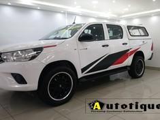 2016 Toyota Hilux 2.4 GD-6 RB SRX Double Cab Bakkie Kwazulu Natal