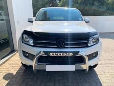 2012 Volkswagen Amarok 2.0tsi 118kw Trendline Dc Pu  Gauteng Johannesburg_1