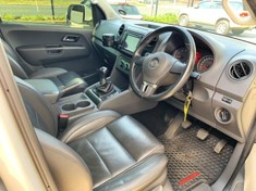 2012 Volkswagen Amarok 2.0tsi 118kw Trendline Dc Pu  Gauteng Johannesburg_3