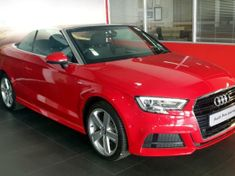 2018 Audi A3 2.0T FSI S-Tronic Cabriolet Western Cape Cape Town_2