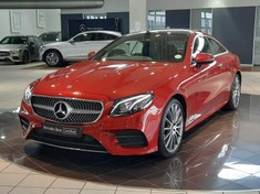 2020 Mercedes-Benz E-Class E 220d Coupe Western Cape