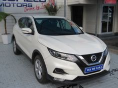 2019 Nissan Qashqai 1.2T Acenta CVT Western Cape