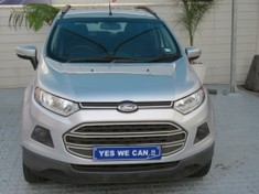 2016 Ford EcoSport 1.5TDCi Trend Western Cape