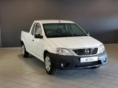 2020 Nissan NP200 1.6  Ac Safety Pack Pu Sc  Gauteng Alberton_1