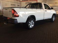 2019 Toyota Hilux 2.4 GD-6 SR 4X4 Single Cab Bakkie Mpumalanga Witbank_3