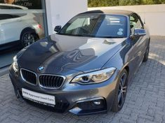 2019 BMW 2 Series 220i Convertible M Sport Auto (F23) Gauteng