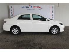 2015 Toyota Corolla Quest 1.6 Plus Western Cape Brackenfell_2
