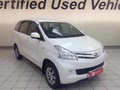 2014 Toyota Avanza 1.5 Sx  Limpopo