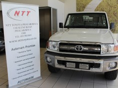 2020 Toyota Land Cruiser 79 4.2d Pu Dc  Limpopo Phalaborwa_1