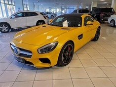2017 Mercedes-Benz AMG GT S 4.0 V8 Coupe Western Cape Cape Town_0