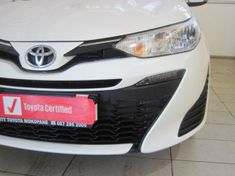 2018 Toyota Yaris 1.5 Xs CVT 5-Door Mpumalanga White River_2