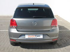 2015 Volkswagen Polo 1.2 TSI Trendline 66KW Eastern Cape King Williams Town_4