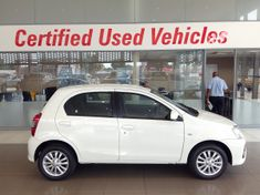 2020 Toyota Etios 1.5 Xs 5dr  Limpopo Mokopane_3