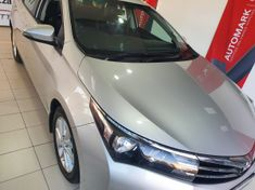 2014 Toyota Corolla 1.6 Prestige CVT Limpopo Louis Trichardt_2
